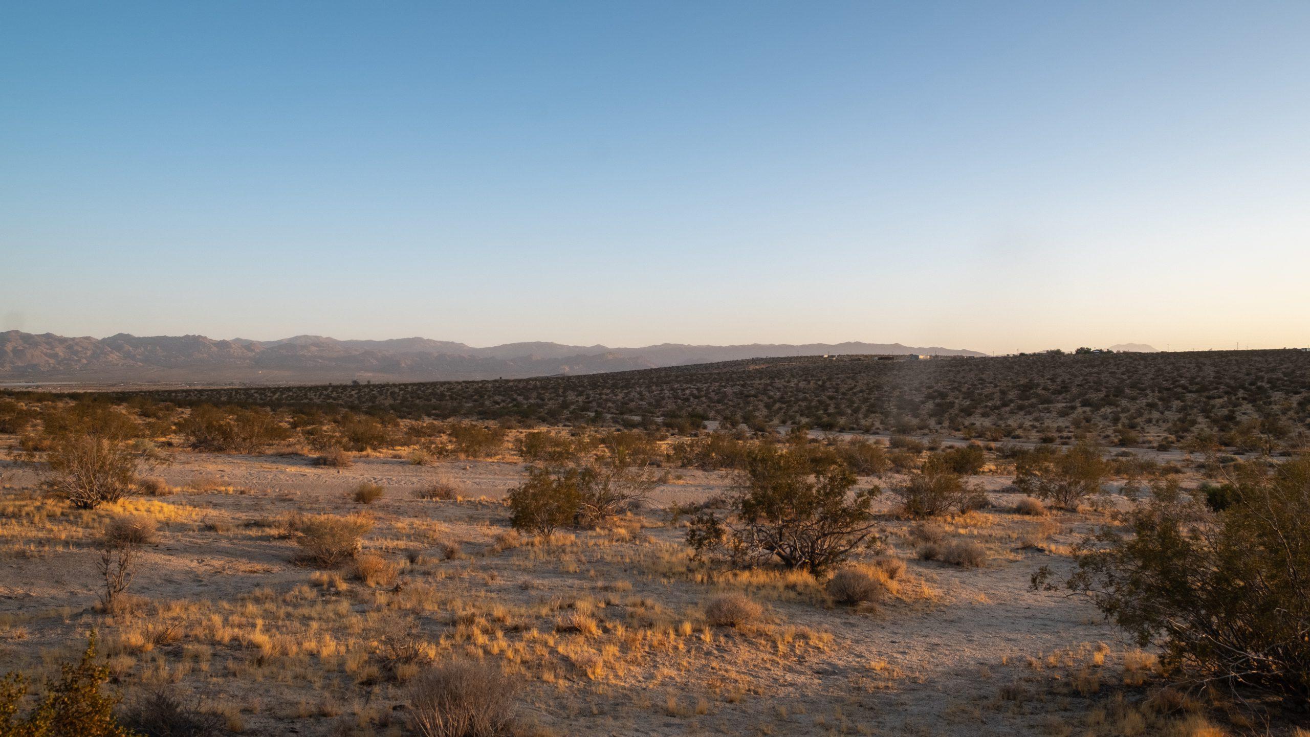 Desert, CA